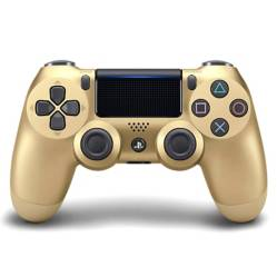 Control Dualshock Gold PS4