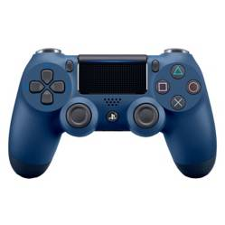 Sony - Control PS4 Dualshock Midnight Blue