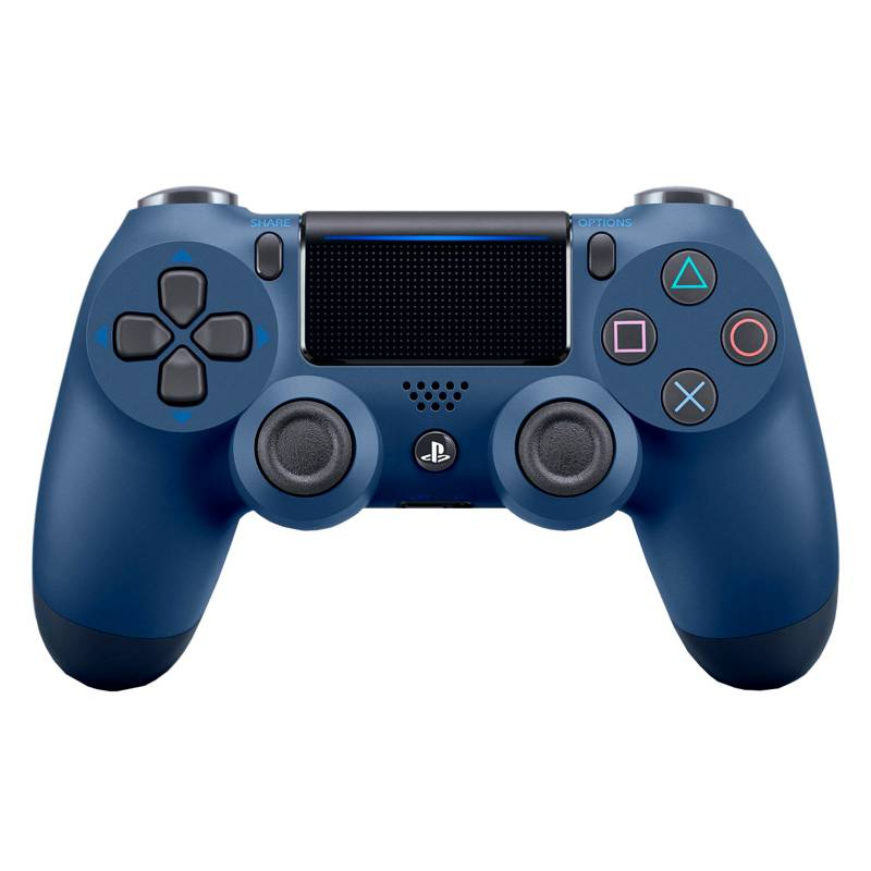Sony - Control PS4 Dualshock Midnight Blue