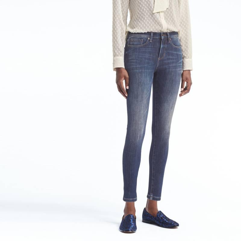 BANANA REPUBLIC - Jeans Skinny Gravit Wash