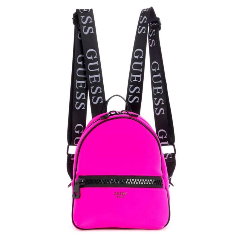 Guess - Mochila Urban Chic Backpack Fuccia