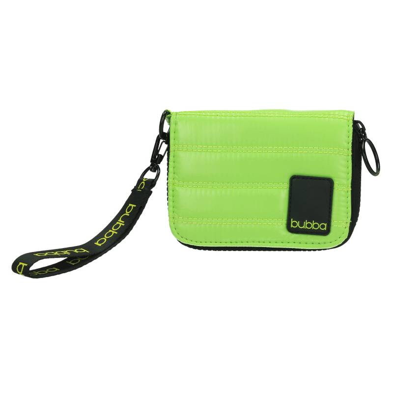 BUBBA BAGS - Billetera Mini Pistachio