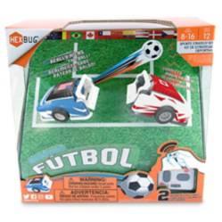 HEXBUG - Set de Robots Futbolistas Rivales