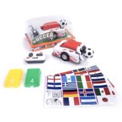 HEXBUG - Robot Futbolista Color Rojo