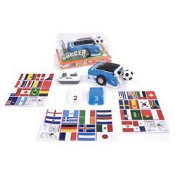 HEXBUG - Mk Robot Futbolista Color Azul