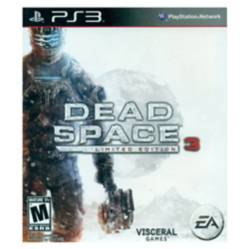 SONY<BR>DEAD SPACE 3 (PS3)