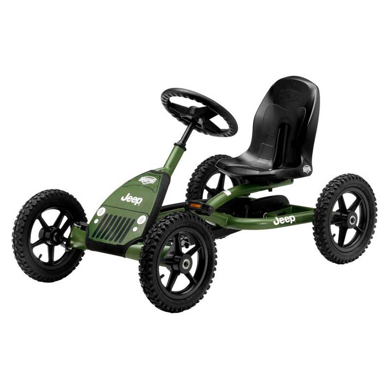 BERG TOY - Go Kart a Pedal Jeep Junior