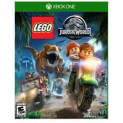 Microsoft - Lego Jurassic World (Xone)