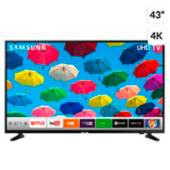"Samsung - LED SAMSUNG 43"" NU7090 UHD 4K Smart TV"