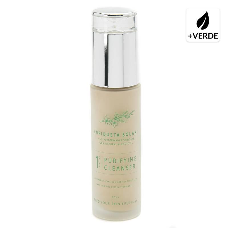 ENRIQUETA SOLARI - Purifying Cleanser 100% Natural & Non Toxic