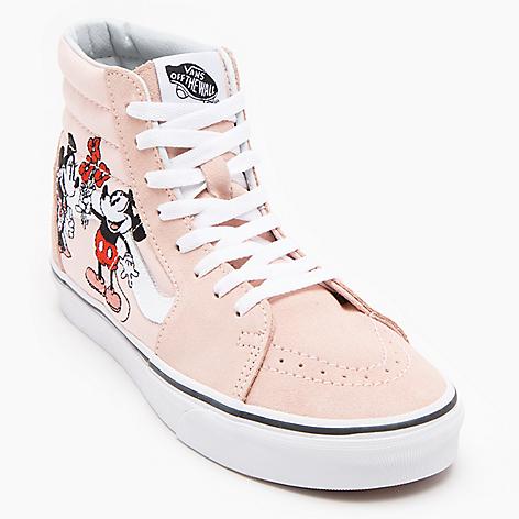 vans disney mujer zapatillas