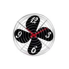 CAP DOR - Reloj Ventilador