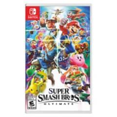 NINTENDO - Super Smash bros Ultimate Nintendo Switch