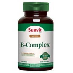 SUNDOWN NATURALS - B-Complex 100% - 100 Tabs
