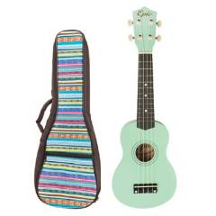 EPIC - @Ukelele colores  Verde + Bolso