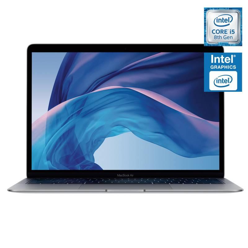"Apple - MacBook Air Intel Core i5 128GB SSD 13.3""Space Gray"