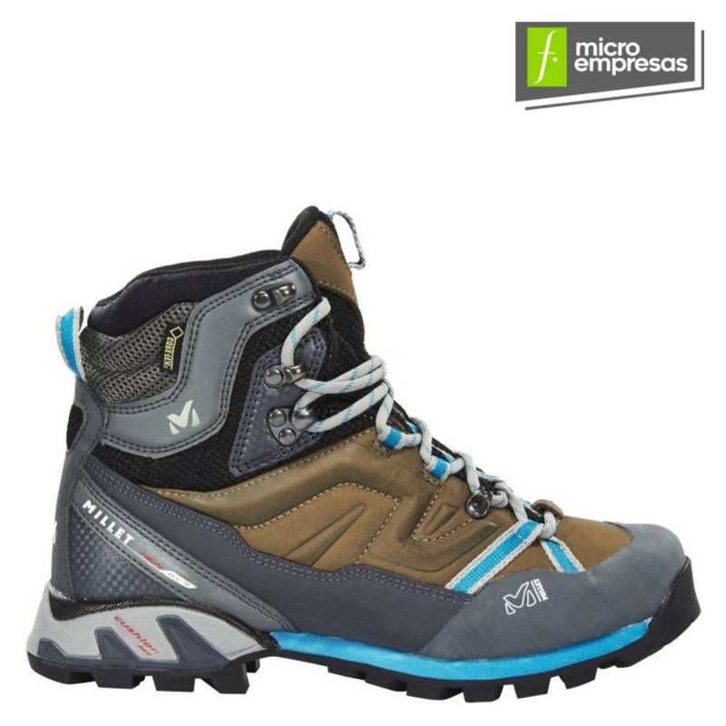 Millet - Zapatilla Ld High Route Gtx