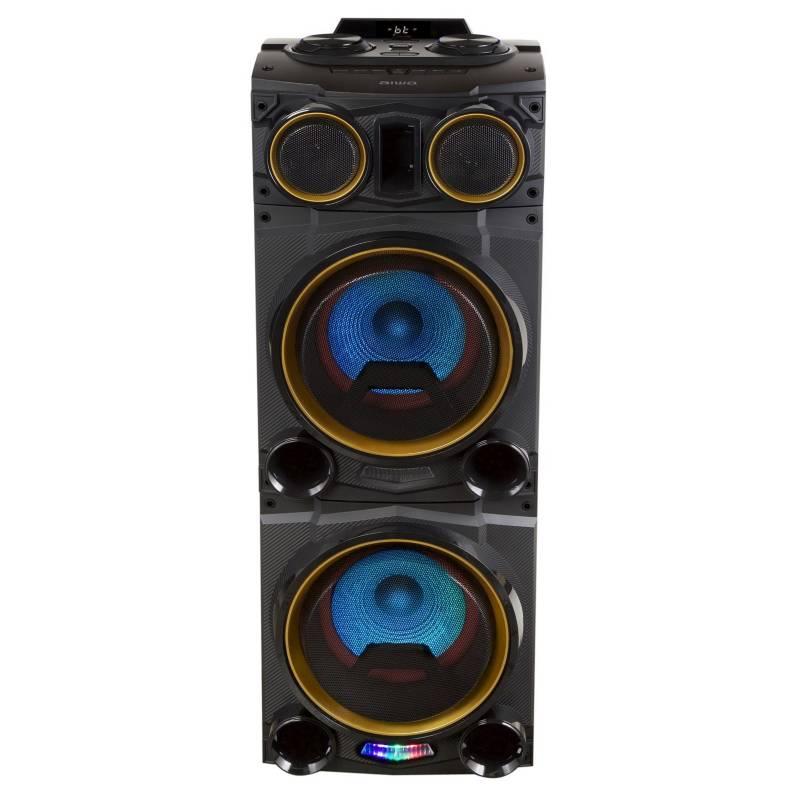 AIWA - Equipo Audio Pedestal Party Plus