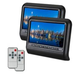Generica - Par Pantalla Monitor Auto Cabecera Vehiculo