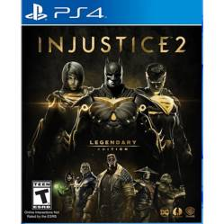 SONY<BR>INJUSTICE 2 LEGENDARY EDITION (PS4).