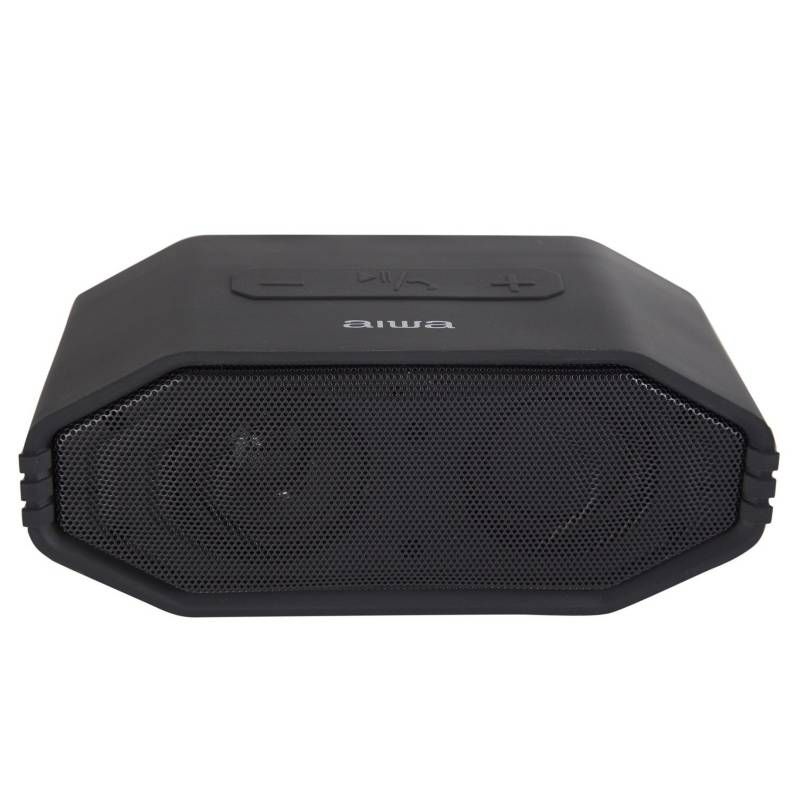 AIWA - Aiwa Parlante Portátil Bluetooth Awp-10Bt Negro.