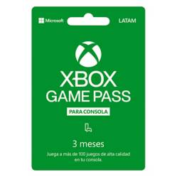 Xbox Live Game Pass Licencia