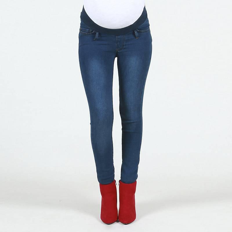 8d1632869 Ohma! Barcelona Jeans Maternal Skinny Cintura Baja - Falabella.com