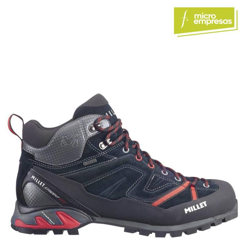 Millet - Zapato Trekking Mujer Super Trident Gtx