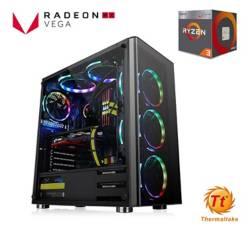 PC Gamer Ryzen 5 8GB RAM-256GB HDD