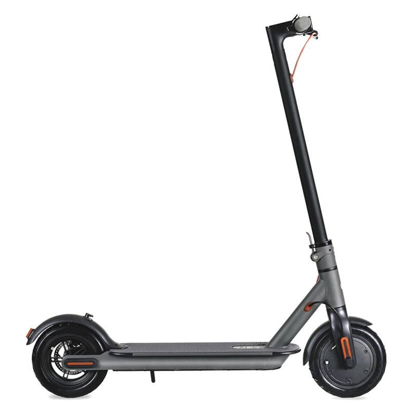 CERO MOTORS - Scooter Electrico E8 Negro