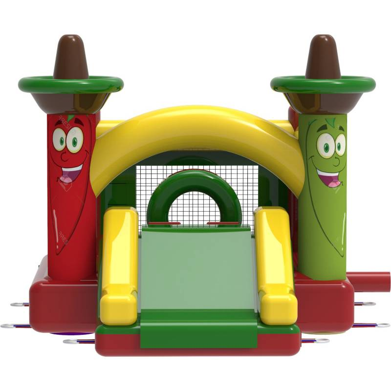CHILEINFLABLE - Juego Inflable Castimex