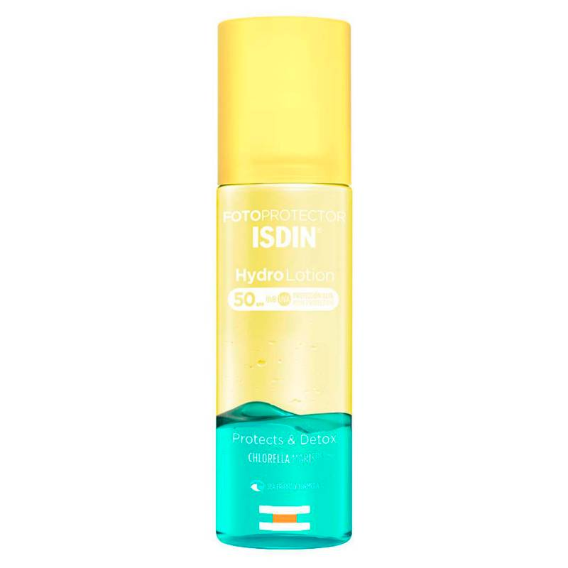 ISDIN - Fotoprotector HydrO2 Lotion FPS50+ 200ML