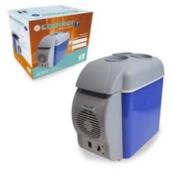 Refrigerador Portátil 7.5Lt Auto Camping Nevera