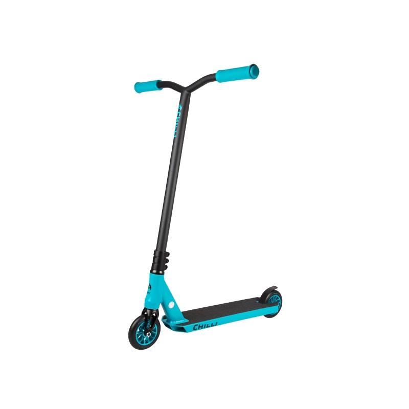 CHILLI - Scooter Reaper Ice Negro/Celeste