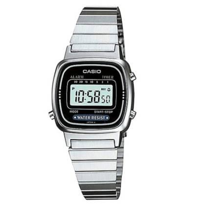 4e7992bb2484 Casio. Reloj Mujer Metalico Optoelectronic