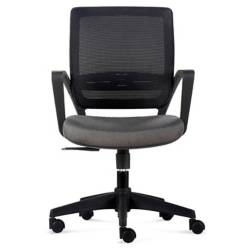 Silla escritorio Operativa Job Gris Oscuro