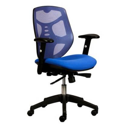 7f33144c0 FORM OFFICE. Silla Escritorio Ejecutiva Identity Azul