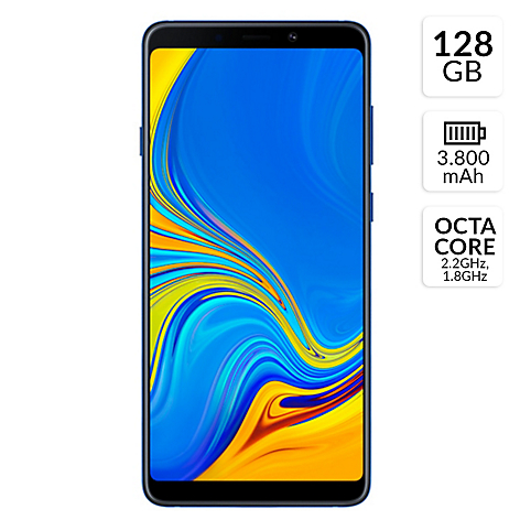2b15dc76972f1 Samsung Smartphone Galaxy A9 128GB - Falabella.com