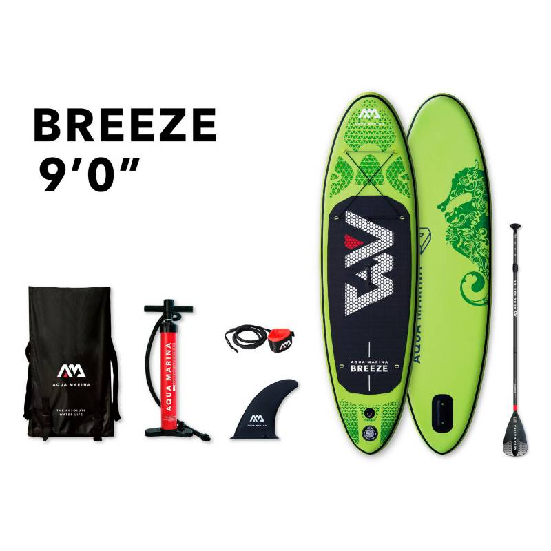 Kano - Stand Up Paddle - Breeze 10 Pies