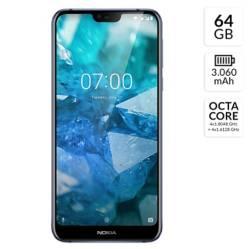 Smartphone Nokia 7.1 64GB
