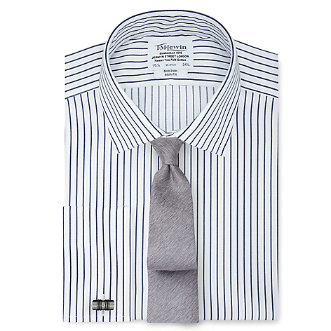Camisa Slim Fit Non Iron