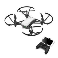 Drone Tello Control+Bateria Extra+Helices