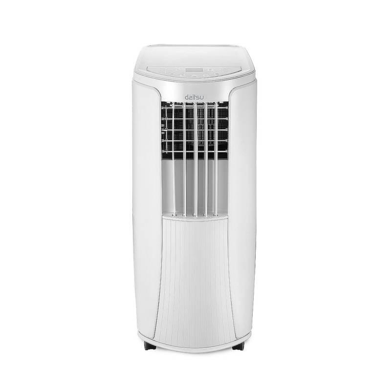 DAITSU - Aire Acondicionado Portátil 12000 BTU Frío/Calor