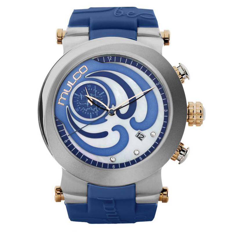 Mulco - Reloj Cronógrafo Mujer Be Original.