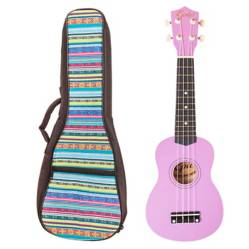 Ukelele Light Purple + Bolso