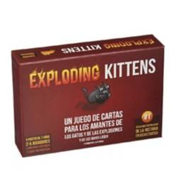 LIBELLUD - Juego Exploding Kittens En Español