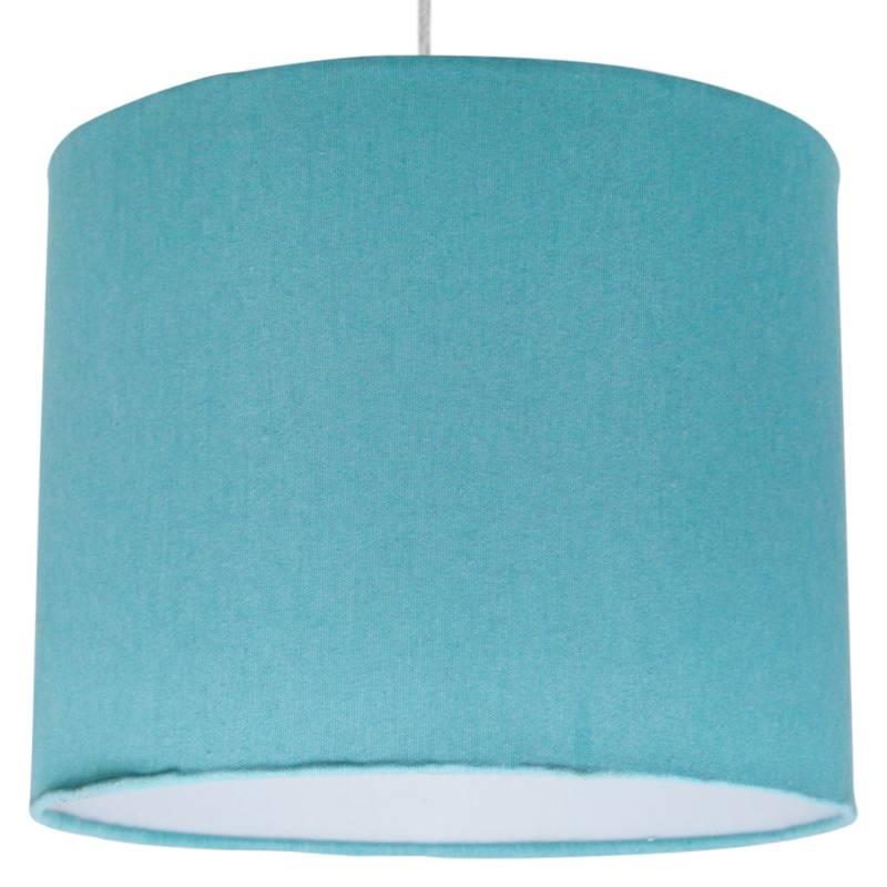 LIGHTME - Lámpara De Colgar Verde Menta Lisa 25 X 20 Cm