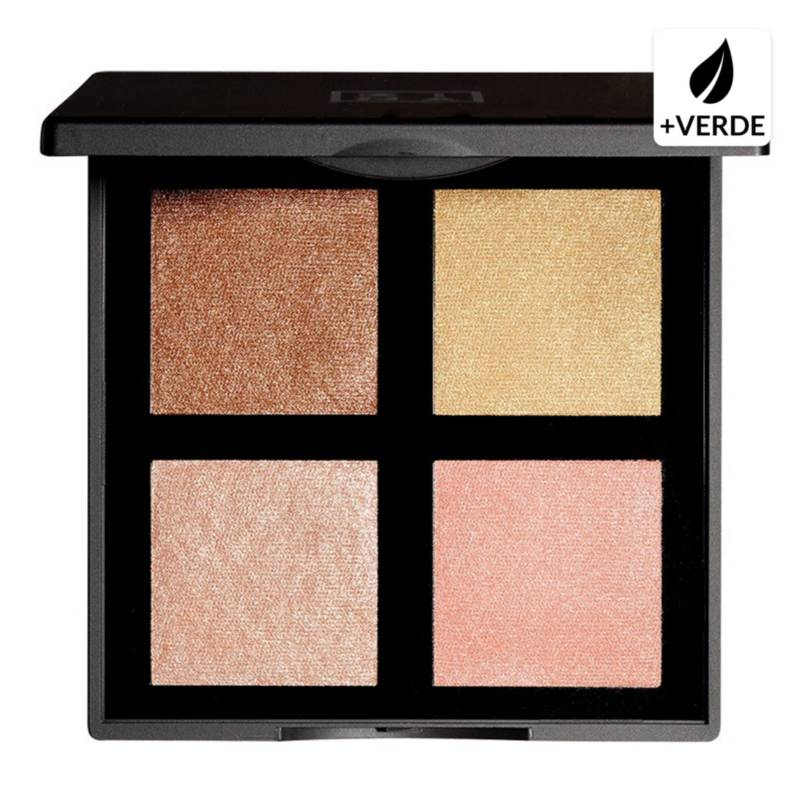 3INA - Paleta Iluminadora The Glowing Face Palette
