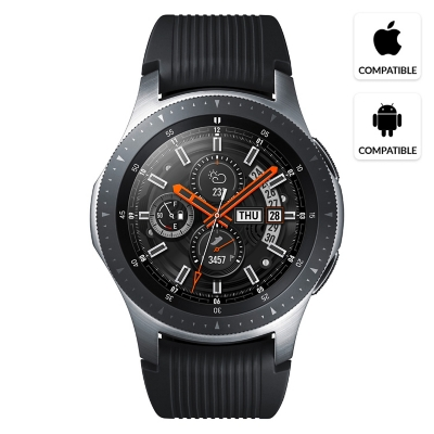 Smartwach Galaxy Watch 46mm Plateado