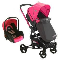 Infantino - Coche Travel Alfa Rosa